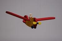 Obrázek Letec pilot malý