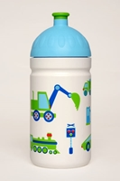 Obrázek Zdravá lahev Autíčka 0,5l