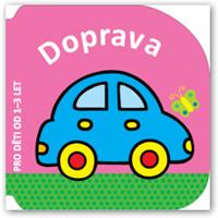 Obrázek Doprava – pro děti od 1–3 let