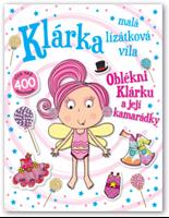 Obrázek Oblékni Klárku a její kamarádky – Klárka, malá lízátková víla