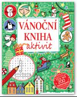 Obrázek Vánoční kniha aktivit