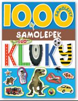 Obrázek 1000 samolepek pro kluky