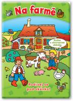 Obrázek Na farmě – podívej se pod okénko!