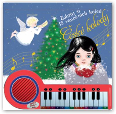 Obrázek z České koledy – zahraj si 12 vánočních koled