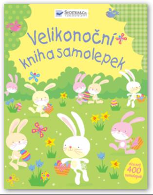 Obrázek z Velikonoční kniha samolepek