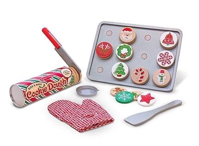Obrázek z Melissa & Doug Melissa & Doug - Dřevěný set na pečení sušenek