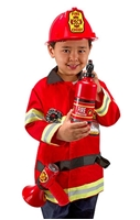 Obrázek Karnevalový kostým hasič / požárník Melissa & Doug