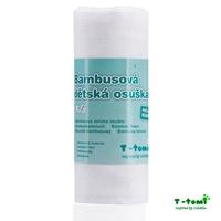 Obrázek Bambusová osuška, bílá
