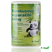 Obrázek Bambusové separační pleny
