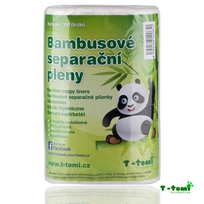 Obrázek z Bambusové separační pleny