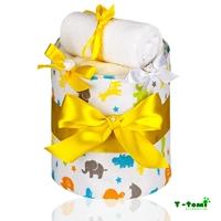 Obrázek Plenkový dort ECO - LUX, malá žirafa