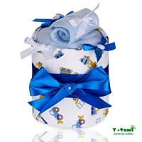 Obrázek Plenkový dort  ECO - LUX, malý bagr