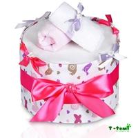 Obrázek Plenkový dort  ECO - LUX, velký šnek