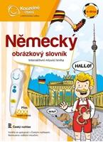 Obrázek ALBI Kouzelné čtení Německý obrázkový slovník