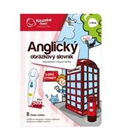 Obrázek ALBI Kouzelné čtení Anglický obrázkový slovník
