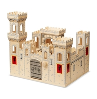 Obrázek Melissa & Doug Dřevěný středověký hrad