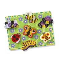Obrázek Melissa & Doug Dřevěné puzzle hmyz