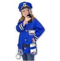 Obrázek Dětský karnevalový kostým Policista / Policistka Melissa & Doug