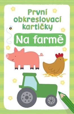 Obrázek z První obkreslovací kartičky – Na farmě