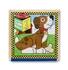 Obrázek z Melissa & Doug Dřevěné kostky Domácí mazlíčci