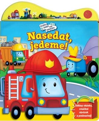 Obrázek z Nasedat, jedeme! – hledej zvuky pod obrázky