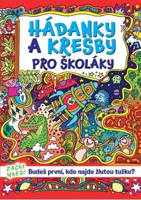 Obrázek z Hádanky a kresby pro školáky