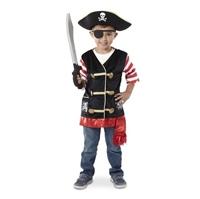 Obrázek Karnevalový kostým pirát Melissa & Doug