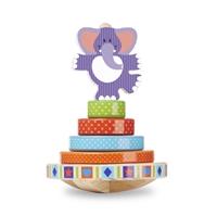 Obrázek První hraní - Kolébací slon