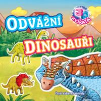 Obrázek Odvážní dinosauři
