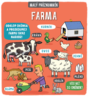 Obrázek Malý průzkumník – Farma